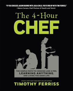 4-HOUR CHEF tim ferriss