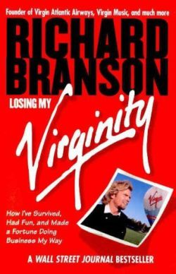 Losing My Virginity Richard Branson books