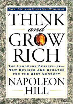 Think and Grow Rich napoleon hill books