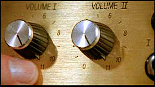 This is spinal tap turn it up to 11 life hacks