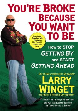broke larry winget