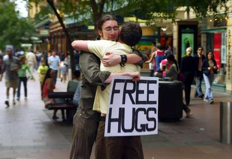 www.freehugscampaign.org