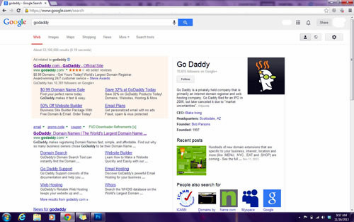 godaddy 99 cents