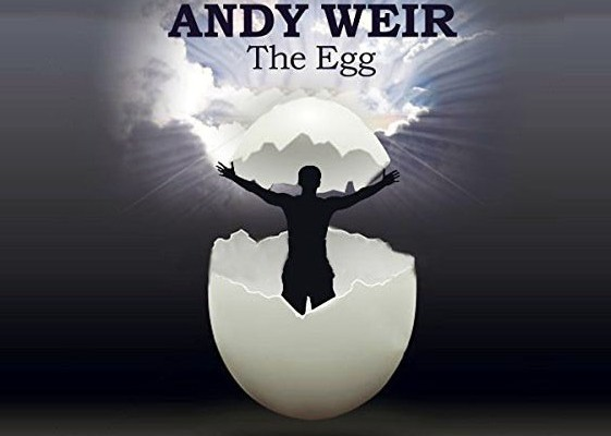 the egg andy weir