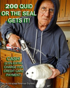 seal extortion
